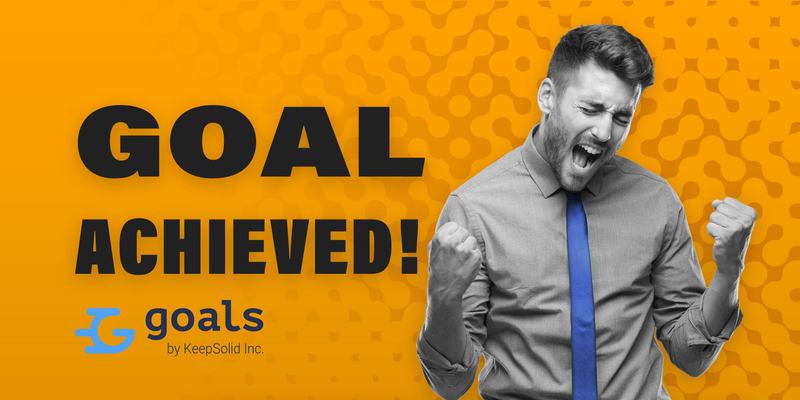 Celebrating Your Goals' Success