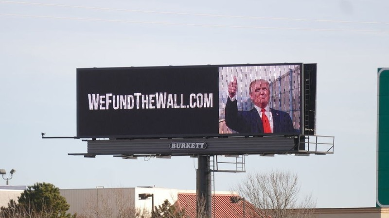 Wefundthewall
