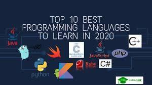 Imageresultfor10bestprogramminglanguagestolearnin2020