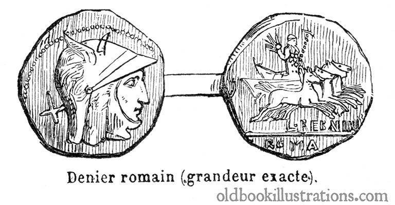 Denarius 768