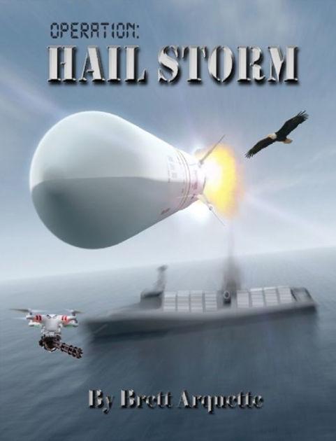 Hail storm sm