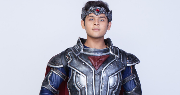 Dev joshi as baalveer