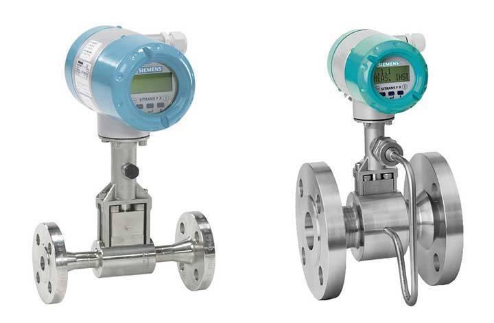 Sitrans fx300 inline vortex flow meter img 1