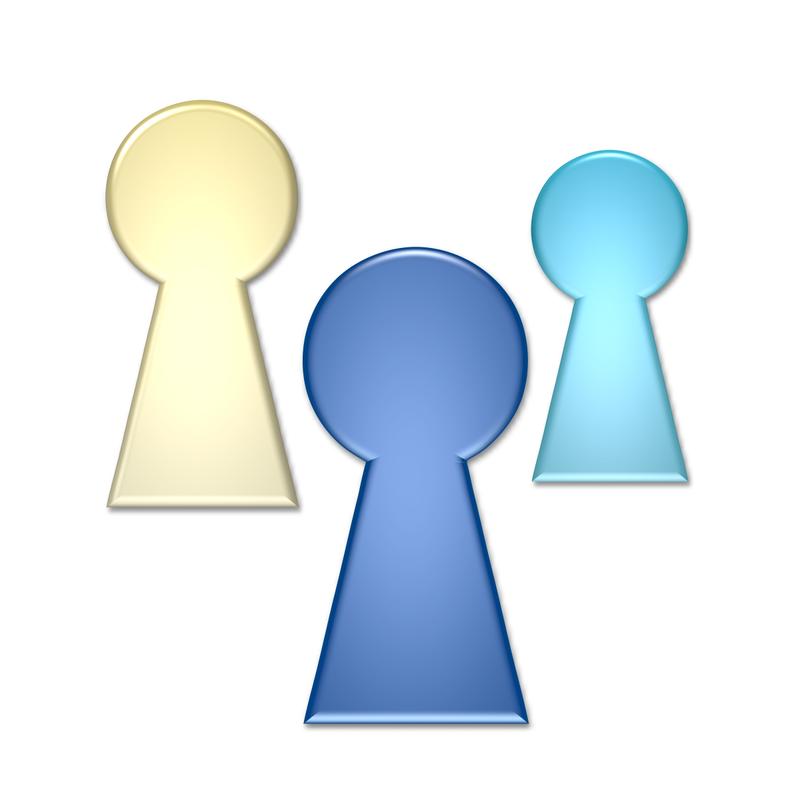 Public privacy icon